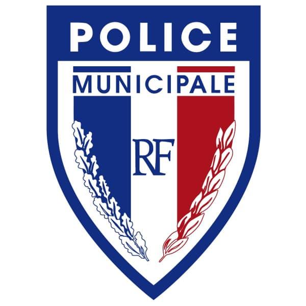 Ecusson Police municipale